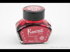 Ink Spot: Kaweco Ruby Red   The Pen Habit