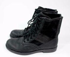 Ralph Lauren 10.5 Denim And Supply Cadell Buffalo Hiking Boots Mens #RalphLaurenDenimSupply #HikingTrail