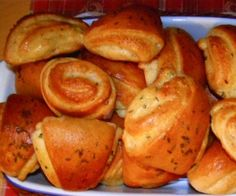 Fotorecept: Bryndzové koláčiky