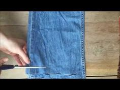 How to make T-Shirt Yarn using the Whole Shirt in a Continuous Strand - YouTube