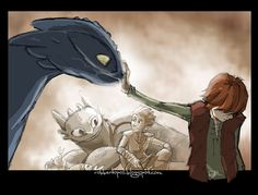 How to Train Your Dragon (trust)