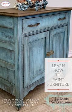 1397 best amazing blue painted furniture dixie belle chalk mineral rh pinterest com