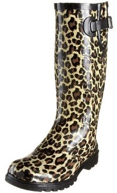 $49, NOMAD Puddles W5668 Rain Boot. Sold by Amazon.com.
