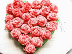 Centros de chuches románticos | VotaDIY Tamarindo, Candy Pop, Diy, Marshmallow, Confetti, Raspberry, Sweet, Gifts, Hobby