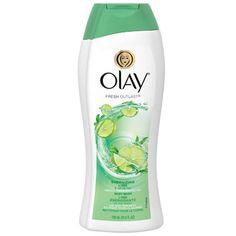 Olay Fresh Outlast Energizing Lime & White Tea Fragrances