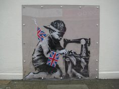 http://3billionst.tumblr.com/post/83743782485/read-books-the-best-gift-idea-for-street-art Banksy