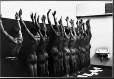 ERNEST COLE::: South African apartheid: During group medical examination the nude men are herded through a string of doctors' offices. [Caption from House of Bondage]. Photograph by Ernest Cole (South African photojournalist). Popular Photography, History Of Photography, African History, African Art, David Goldblatt, Ernest, Medical Examination, American Photo, Picture Editor