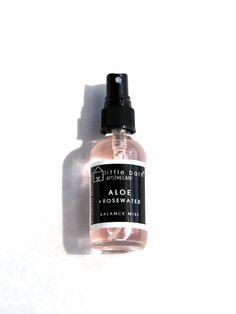 Little Barn Organic Aloe + Rosewater Balance Mist #WearAlternative