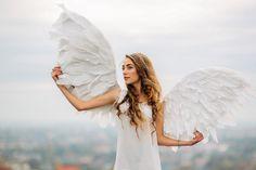 Gute Gedanken sind Engel, die man aussendet, um das Erwünschte herbeizuführen - Zenta ...