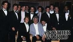 Above all the male cast members circa 1982 Another World