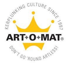 art-o-mat kerplunking culture since 1997 http://www.artomat.org