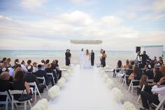38 best Black and White Beach Wedding images on Pinterest | South ...