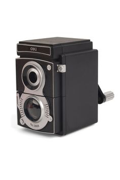 Old School Camera Pencil Sharpener