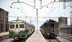 TrainScape: Diorama basado en Vadollano. 56 Model Train Layouts, Model Trains, Old And New, World, Trains, Toy Trains, United States, Model Train, The World