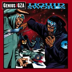 "This album because...    Liquid Swords is one of tose albums that geys forgotten about, and then when you bring it up, everybody is like ""Oh, yeah...that was that shit"" LMAO!"