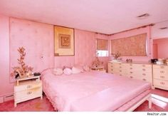 Happy Valentines Day? All-Pink Home