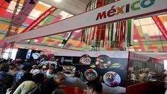 Gastronomía típica mexicana fascina en la Feria Gastronómica Mistura, en Perú