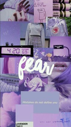 Purple aesthetic/collage :))) shared by s on we heart it Wallpaper Pastel, Purple Wallpaper Iphone, Iphone Wallpaper Vsco, Aesthetic Pastel Wallpaper, Iphone Background Wallpaper, Aesthetic Backgrounds, Galaxy Wallpaper, Wallpaper Quotes, Aesthetic Wallpapers