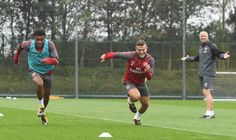 Alexis Sanchez absent from Arsenal training Jack Wilshere and Hector Bellerin return   via Arsenal FC - Latest news gossip and videos http://ift.tt/2tZxdP6  Arsenal FC - Latest news gossip and videos IFTTT