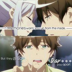 Anime quotes Plastic memories Animequotes