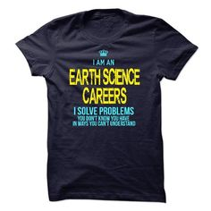 I am an Earth Science Careers - #green shirt #hoodie schnittmuster. CLICK HERE => https://www.sunfrog.com/LifeStyle/I-am-an-Earth-Science-Careers-14749268-Guys.html?68278