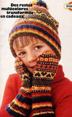 Детские жаккардовые варежки и шарфик. Обсуждение на LiveInternet - Российский Сервис Онлайн-Дневников
