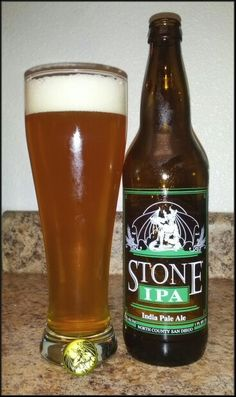 Stone Brewing Co. - IPA