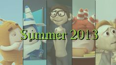 Here are some clips that I had a privilege to animate during my stay at One Animation Singapore Oddbods is the property of One Animation  Huge thanks to my mentors: James (JC) Chiang Tim Crawfurd T.Dan Hofstedt Brent Homman Sean Sexton http://holmarkanimation.com/