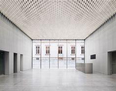 Barozzi Veiga - Erweiterung des Bündner Kunstmuseums