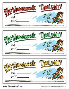 14 best homework pass images homework pass classroom organization rh pinterest com