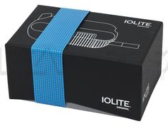 Blue Iolite vaporizer box. http://ezvaporizers.com/portable-vaporizers/iolite-2-0/prod_658.html