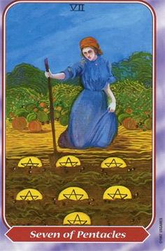 patience tarot card - Google Search