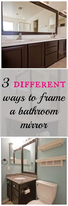Photo Album Website How to Makeover All the Bathrooms in Your Home for Around Mirror Bathroom