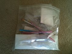 Day 271: Office Supplies #clutter