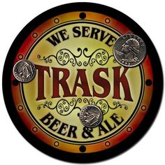 Trask Beer & Ale Rubber Drink Coasters - 4 pack ZuWEE http://www.amazon.com/dp/B00PY83II4/ref=cm_sw_r_pi_dp_0vcoxb0ARJ4WZ