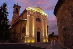 Parish church - Simes S.p.A. luce per l'architettura