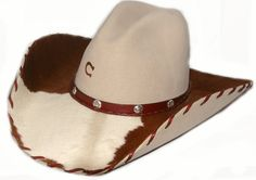 9015a77e3846d Charlie 1 Horse cowboy hat Leather Cowboy Hats