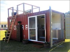 Container Me on eco friendly prefabricated house