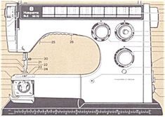 The 30 best my sewing machine collection images on Pinterest ... Viking Wiring Diagram on