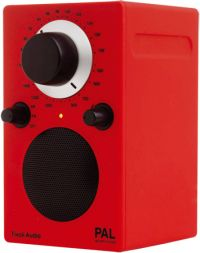 Radio Tivoli Audio PAL Classic Rouge - 160,30 € livré #lemoinscher #jolie