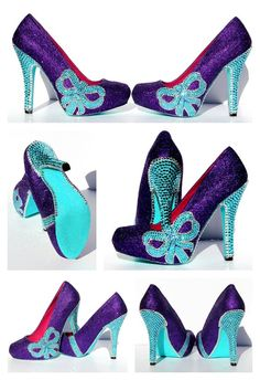 Tiffany Blue Heels | My Style | Pinterest | Nice My birthday and