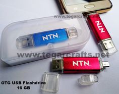 USB Flashdrive OTGMT01 available on Silver, Black, Red & Blue. Made from aluminum with transparent cap. Available in 8GB & 16GB capacity. PT NTN Bearing Indonesia is a manufacturing company producing bearing which has head office in Jakarta. For the ceremony of the new factory, PT NTN Bearing Indonesia ordered USB Flashdrive OTG 16GB to Tegarcrafts to be distributed to clients and all invited guests.