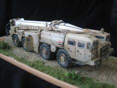 MAZ-543 TEL Military Armor, Military Aircraft, Iraqi Army, Military Modelling, Urban Survival, Military Diorama, Tiny World, Modern Warfare, Panzer