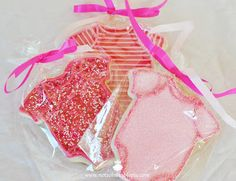 Onesie Sugar Cookie Cut-Outs  From: Not So Humble Pie: