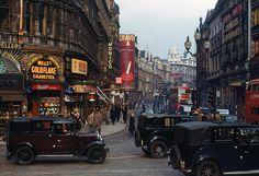 1940's London