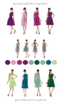 weddington way -- bridesmaids dresses
