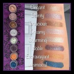 Gorgeous, long lasting crease free cream eyeshadows?! Look no further!!! Check out our AMAZING range of stunning colours and orders yours now!!