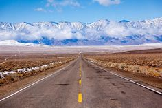 driving through death valley - Google Search