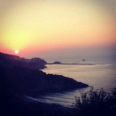 Sunset at Evdilos, Ikaria