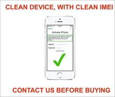ICLOUD UNLOCK / REMOVAL, FAST SERVICE, BULK ORDERS WELCOME, CHECK WEBSITE OR CONTACT US FOR MORE